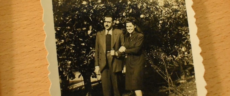 Óscar Maggiolo e Isaura Posada